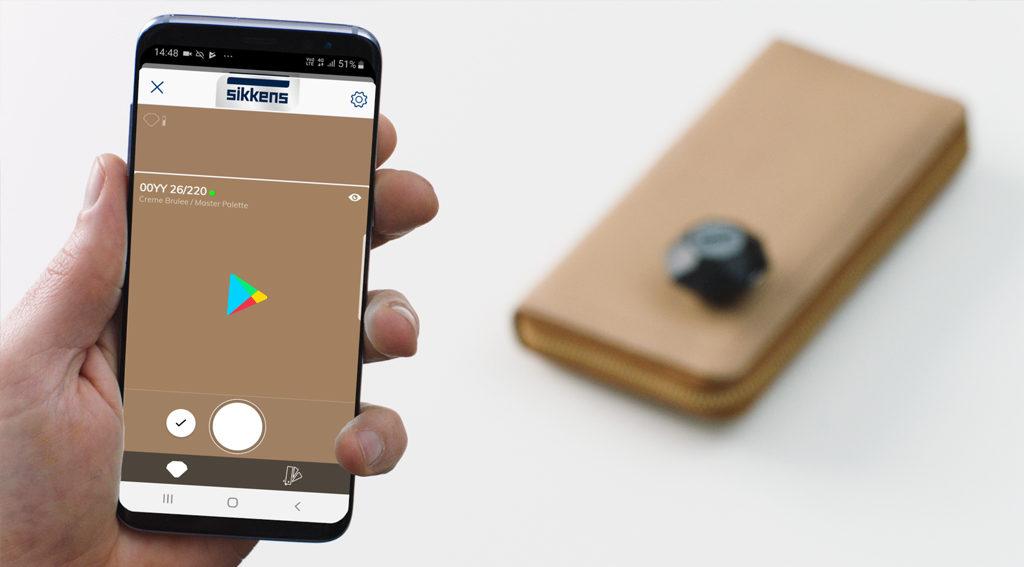 Sikkens Color Sensor
