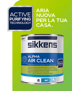 Sikkens Alpha Air Clean
