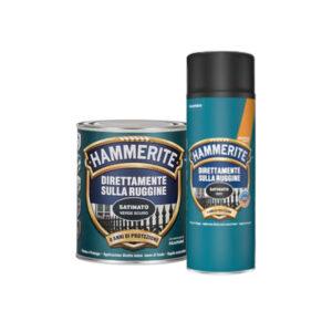 Hammerite Satinato 6 Colori