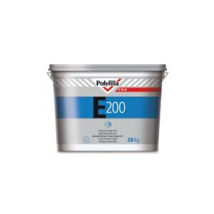 Polyfilla Pro E200 Stucco Rasante in Pasta per Interni