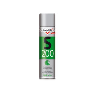 Polyfilla Pro S200 Bomboletta Antimacchia Spray ML 500