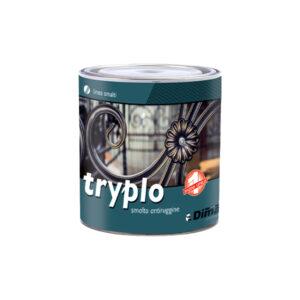 Tryplo Dima Smalto Antiruggine 3 in 1
